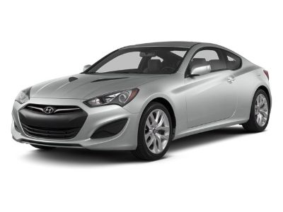 2013 Hyundai Genesis Coupe 3.8 R-Spec (Platinum Metallic)
