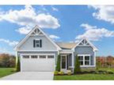 The Alberti 2-Story by Ryan Homes: Plan to be Built