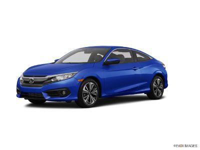 2018 Honda Civic 1.5T L4 EX CVT (Aegean Blue Metallic)