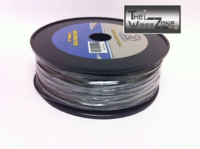 Purchase New Bullz Audio BPR18.400BK 18 Gauge 400' Feet Primary Remote Wire Cable Black motorcycle in Los Angeles, California, United States, for US $24.95