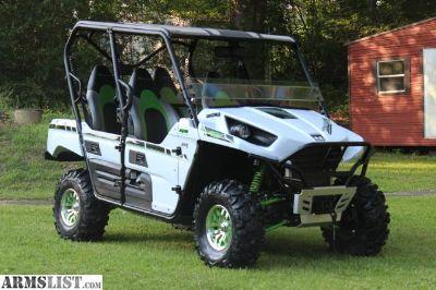 For Sale: 2015 Kawasaki Teryx 4 LE 4x4