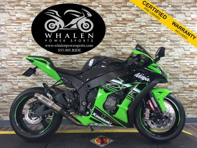 2016 Kawasaki Ninja ZX-10R ABS KRT Edition SuperSport Motorcycles Port Charlotte, FL