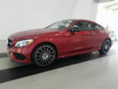2018 Mercedes-Benz C-Class For Sale