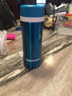 Tupperware Insulated Thermal Flask