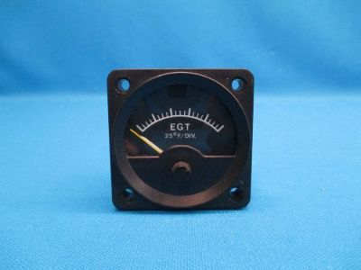 Sell Alcor EGT Exhaust Gas Temperature Indicator Gauge P/N: 45812 (17475) motorcycle in Melbourne, Florida, United States