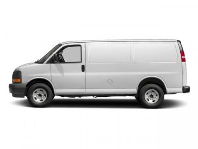 2017 GMC Savana Cargo Van CARGO (Summit White)