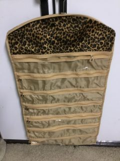 DOUBLE-SIDED ORGANIZER