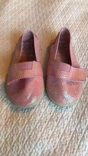 Air walk sz 5 glitter shoes