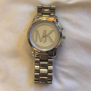 Michael Kors Silver wrist watch