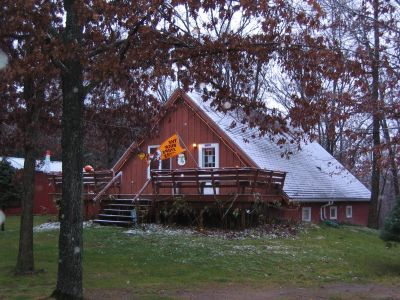 Snowmobilers & clubs stay at the trailhead in Neillsville!