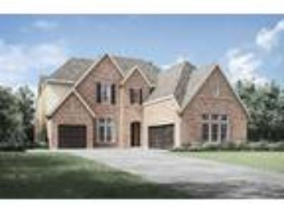 The Grayford by Drees Custom Homes: Plan to be Built