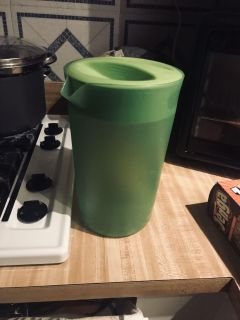 Large Rubbermaid pitcher