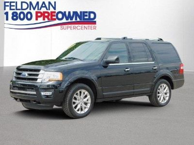 2017 Ford Expedition Limited (shadow black)