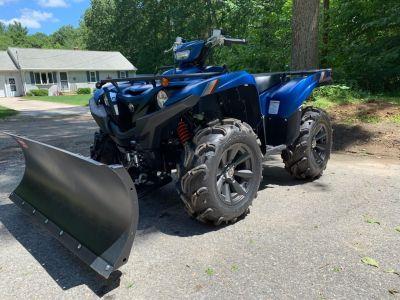 2019 Yamaha GRIZZLY EPS SE