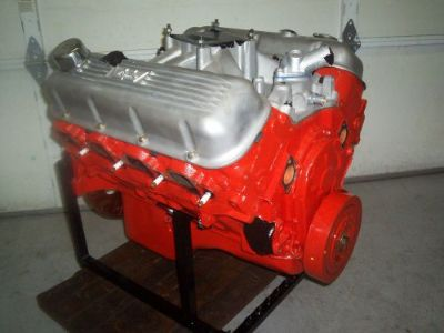 Sell 461 C.I. BIG BLOCK CHEVY ENGINE STREET/STRIP,DRAG RACE,MARINE,STREET ROD,454 motorcycle in Coldwater, Michigan, United States, for US $5,500.00