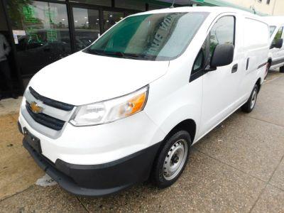 "2015 Chevrolet City Express Cargo Van FWD 115"" LT (Designer White)"