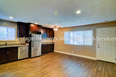Newly Remodeled 1 Bed, 1 Bath, 725 sq. ft. Apartment Near Eden Hospita