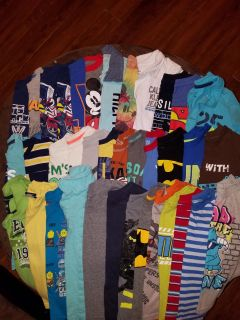 *54* Size 4T Boys Tops