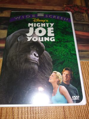 Disney Mighty Joe Young dvd