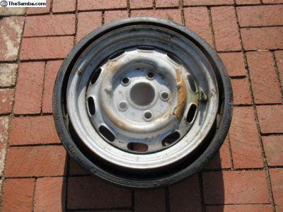 Porsche 911 Spare Tire 5 1/2J X 15H2