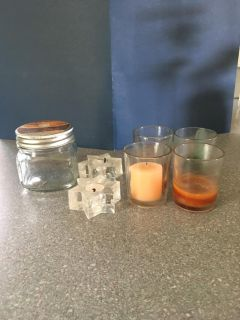 Candle holders/votives