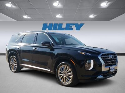 2020 Hyundai Palisade Limited (black)