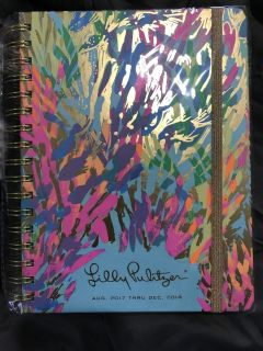 Large lily planner- never used