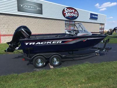 2019 Tracker Targa V-18 Combo Jon Boats Appleton, WI