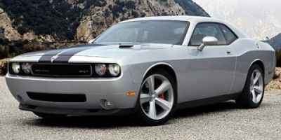 2010 Dodge Challenger SRT8 (Brilliant Black Pearl)