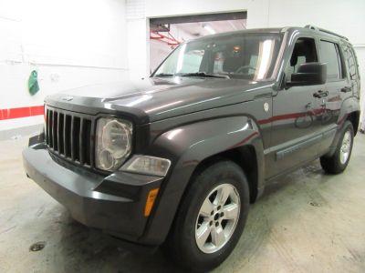 2010 Jeep Liberty Sport (Gray)