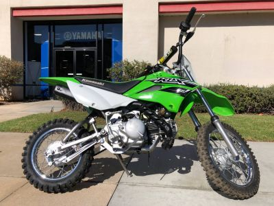 2016 Kawasaki KLX110 Competition/Off Road Motorcycles EL Cajon, CA