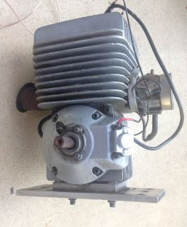 Yamaha KT 100 motor with clutch
