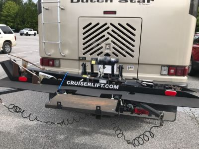Motorcycle Lift - RVs and Trailers for Sale Classifieds