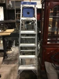 Six Ft Werner Step Ladder