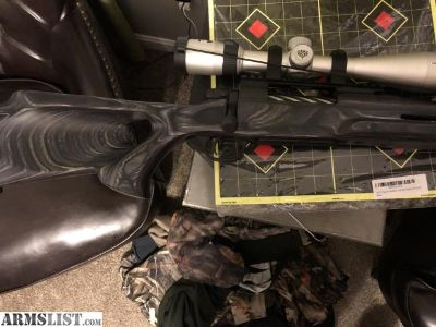 For Sale/Trade: Mossberg Patriot 7mm w/Boyd s Thumbhole Stock