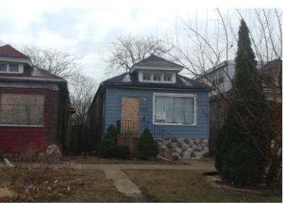 3 Bed 1 Bath Foreclosure Property in Chicago, IL 60619 - S Indiana Ave