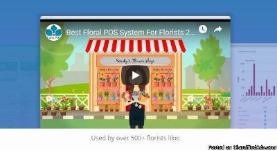 Florist POS Software | Floral POS System | Florist POS