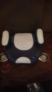 Graco pedic booster SEAT must be picked up with in 24 hrs