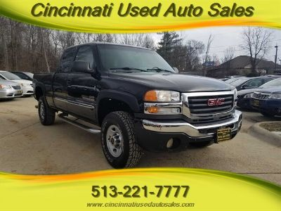 2005 GMC RSX Work Truck (Onyx Black)