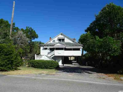 138 Atlantic Ave. Pawleys Island Five BR, 138 Atlantic