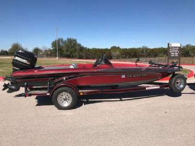 1998 ProCraft 180DC Pro Bass Boat 18ft