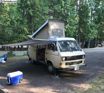 1985 Vanagon Westfalia