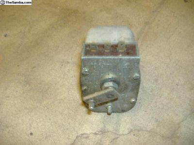 VW Bug 6 Volt Wiper Motor