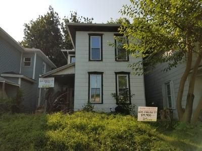 3 Bed 1 Bath Foreclosure Property in Springfield, OH 45503 - Farlow St