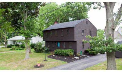 528 Lantern Ln New Bedford, Not your cookie-cutter Colonial!