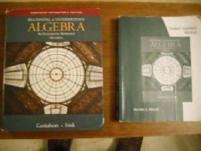 $50 UAA Algebra Beg. & Intermediate