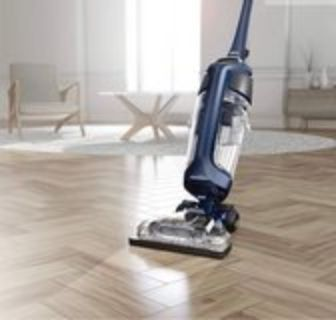 New in box with factory warranty oreck floor scrubber & mop