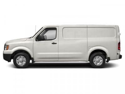 2019 Nissan NV Cargo 1500 S (Glacier White)