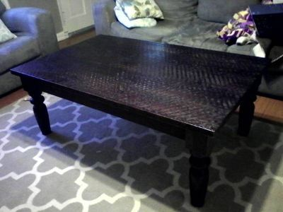 Coffee Table for Sale- Pics Included