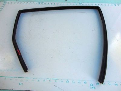 Buy 98 V70 Rear Left Door Window Glass Rubber Guide Rail Channel motorcycle in North Fort Myers, Florida, United States, for US $19.99